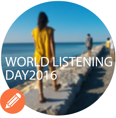 Laboratorio World Listening Day