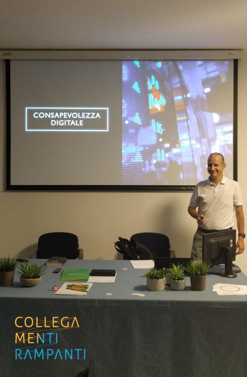 Workshop: Consapevolezza Digitale